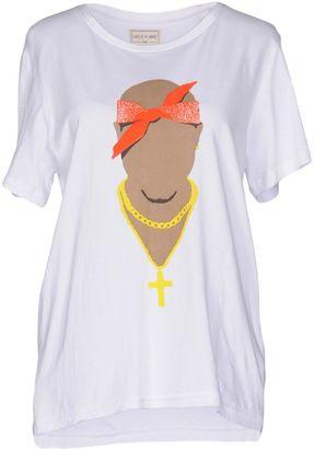 ELEVEN PARIS T-shirts $44 thestylecure.com