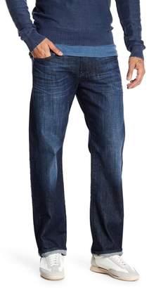 7 For All Mankind Austyn Standard Fit Straight Leg Jeans