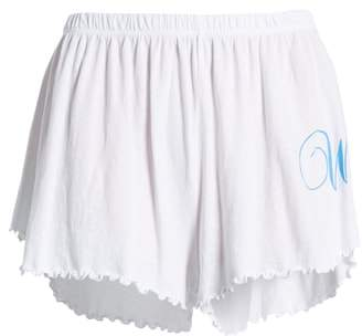 Wildfox Couture Wife Shorts