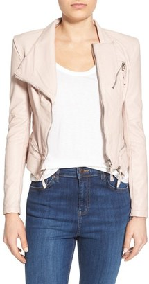 Women's Blanknyc Faux Leather Jacket $98 thestylecure.com