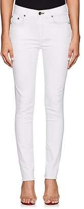 Rag & Bone Women's Dre Capri Jeans - White