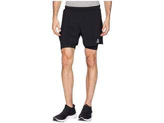 Reebok Running 2-in-1 Shorts Men's Shorts