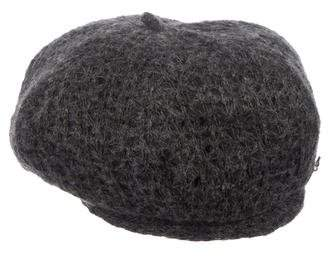 Eugenia Kim Textured Knit Beret