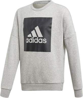 adidas Sweatshirt, 4-16 Years