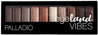 Palladio Eyeland Vibes Eyeshadow Palette Sandbar