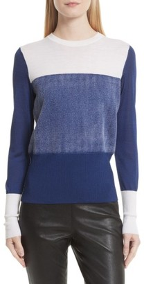Women's Rag & Bone Marissa Colorblock Sweater