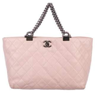 Chanel Shopping In Chains Tote