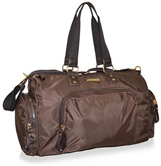 Adrienne Vittadini Featherweight Duffle with Detachable Shoulder Strap $101.78 thestylecure.com