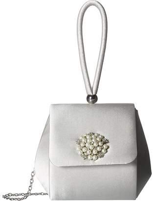Jessica McClintock Honey Flap Handbags