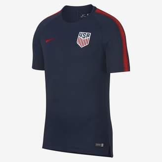 Nike U.S. Breathe Squad Men's Soccer Top