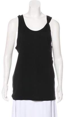 Ann Demeulemeester Casual Sleeveless Top