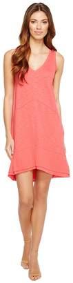 Lilla P Ribbed Bottom Dress Women's Dress
