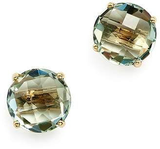 Bloomingdale's Prasiolite Briolette Stud Earrings in 14K Yellow Gold - 100% Exclusive