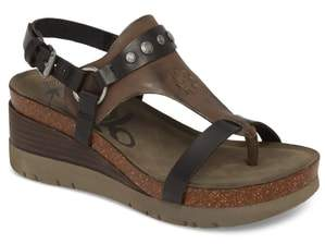 OTBT Maverick Wedge Sandal