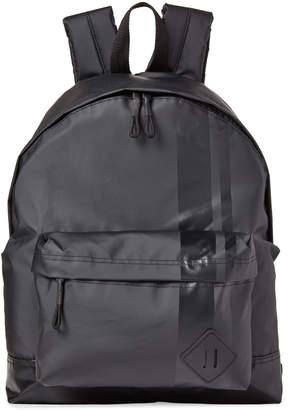 Steve Madden Black Stripe Backpack