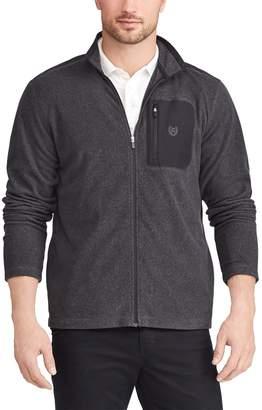 Chaps Men's Microfleece Full-Zip Jacket