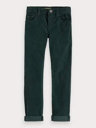 Scotch & Soda Colored Corduroy Jeans Skinny fit
