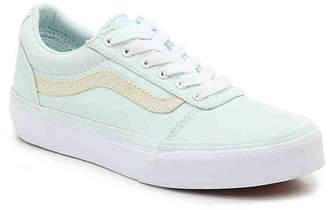 Vans Ward Toddler & Youth Sneaker - Girl's