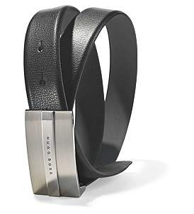 HUGO BOSS Baxter Leather Belt