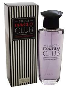 Antonio Banderas Select Diavolo Club Eau de Toilette Spray for Men
