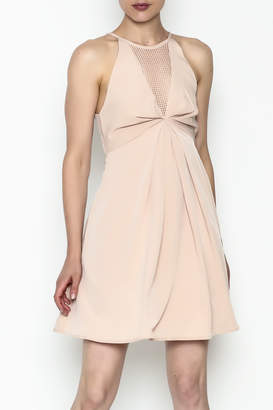 Collective Concepts Gathered Swing Dress