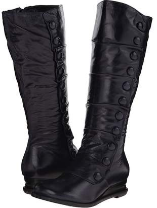 Miz Mooz Bloom Women's Zip Boots