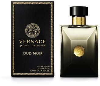 Versace Pour Homme Oud Noir by Eau de Parfum Spray 100ml