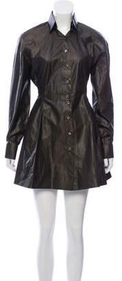 Alaia Vintage Flared Dress