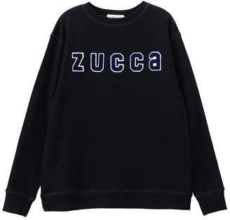 Zucca (ズッカ) - ZUCCa / ワッペンロゴ裏毛 / トレーナー