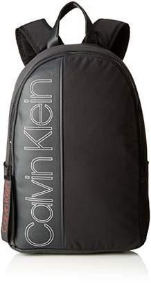 Calvin Klein Jeans Double Logo Round Backpack, Men's20x45x33 cm (B x H T)