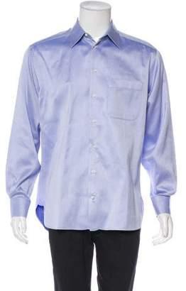 Armani Collezioni Long Sleeve Dress Shirt