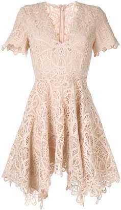 Jonathan Simkhai broderie anglaise mini dress