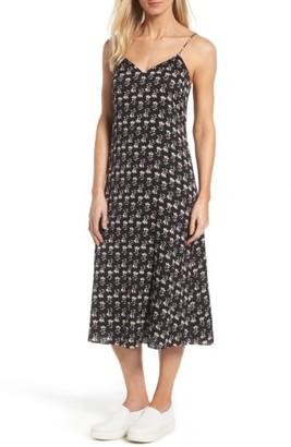 Women's Nordstrom Signature Stretch Silk Slipdress $299 thestylecure.com