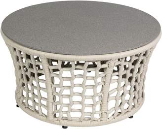 BEIGE Living By Design Promotions Canario Outdoor Coffee Table,