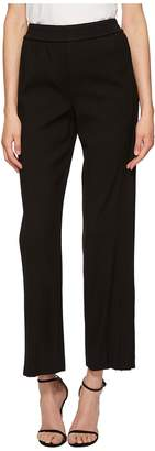 Vince Ankle Zip Wide Leg Pants Women's Casual Pants