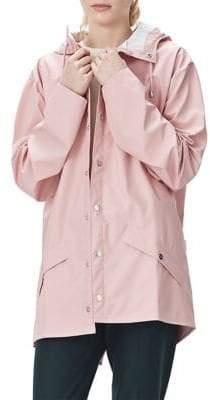 Rains Short Waterproof Raincoat