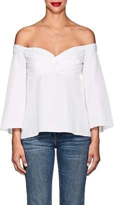 A.L.C. Women's Auster Cotton Off-The-Shoulder Blouse