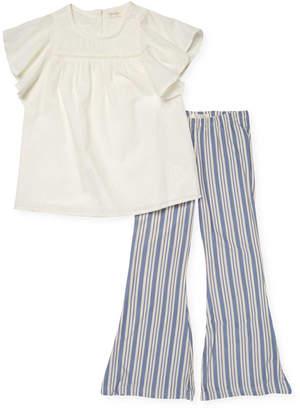 Jessica Simpson Girl's Two-Piece Top & Pants Set