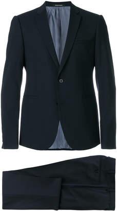 Emporio Armani slim fit two piece suit
