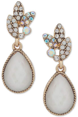 lonna & lilly Crystal & Stone Drop Earrings