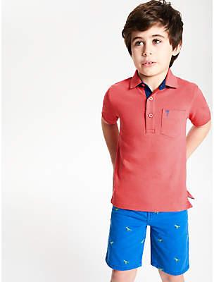 0c087bf76 John Lewis & Partners Polo Shirts For Boys - ShopStyle UK