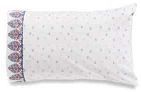 Martha Stewart Whim Paisley Print 200-Thread Count Cotton Two-Piece Pillow Case Set