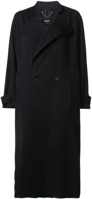 Rachel Comey boxy double-breasted long coat