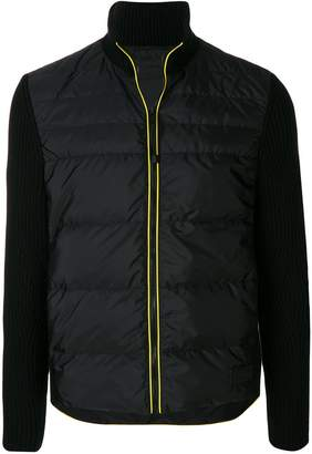 Prada ribbed sleeve jacket