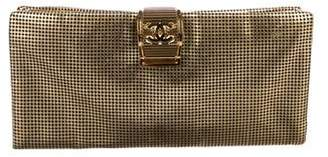 Chanel CC Fold-Over Clutch
