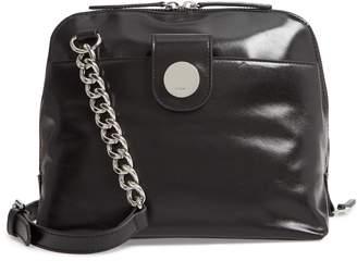 Izabella LODIS Los Angeles Under Lock & Key RFID Leather Crossbody Bag