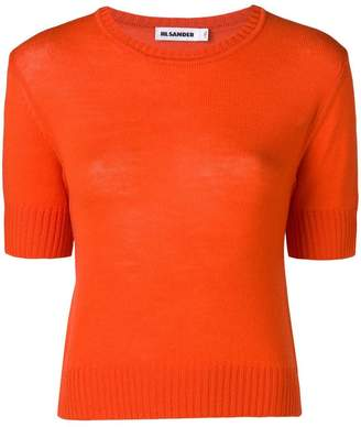 Jil Sander shortsleeved jumper