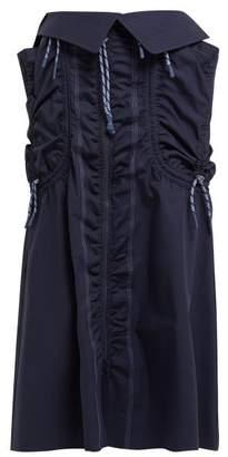Sportmax Onesto Skirt - Womens - Navy