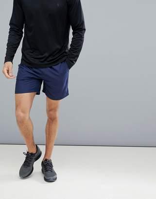 Polo Ralph Lauren Runner Shorts Back Zip Pocket In Navy