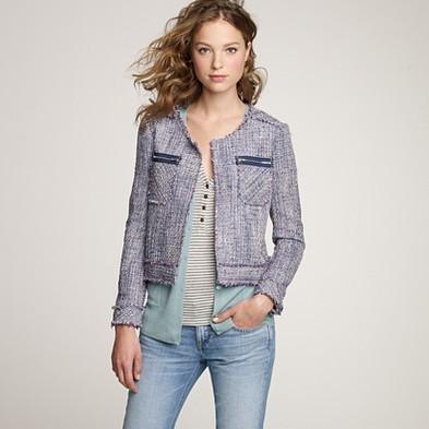 Rialta tweed jacket